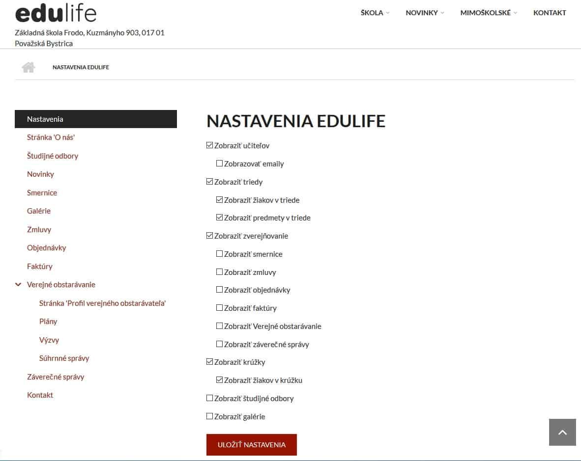 Čo je to edulife?